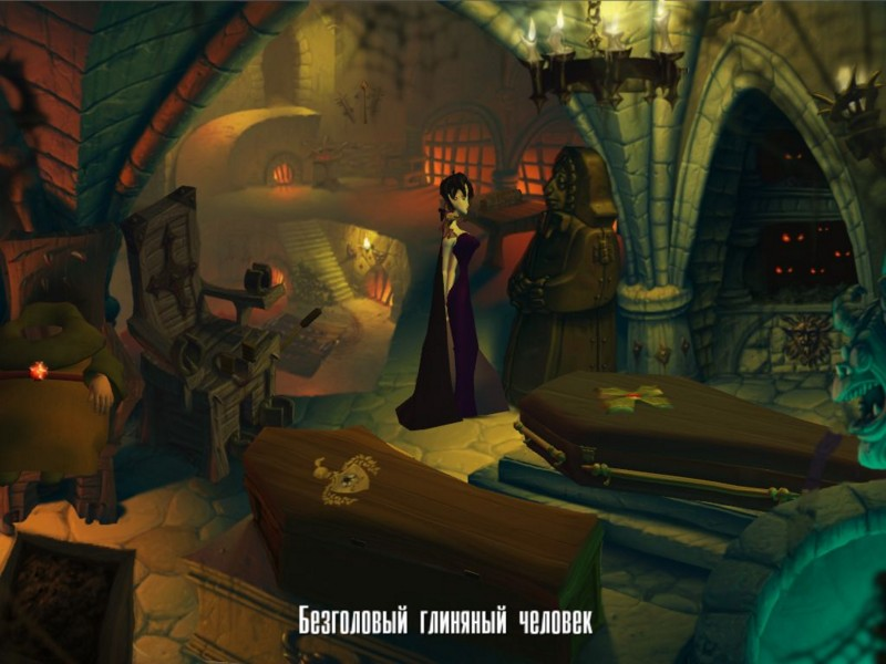 A vampyre story: year one screenshot 21537 iphone  ipad adventure games