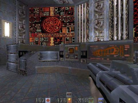 Quake 2 Mission Pack: Ground Zero